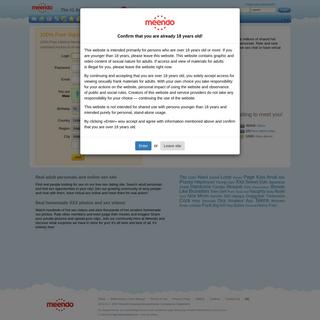 A complete backup of www.meendo.com