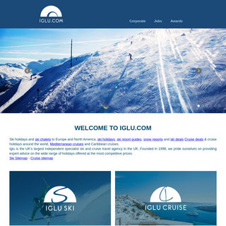 Online Travel Agency - The Travel Experts - IGLU