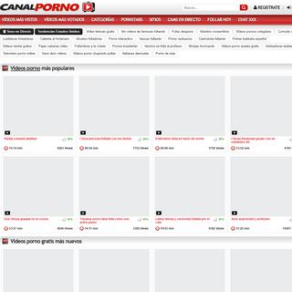 A complete backup of www.canalporno.com