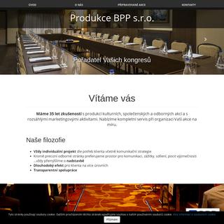 Produkce BPP s.r.o.