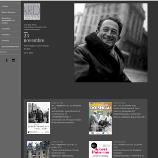 Atelier Robert Doisneau - Site officiel