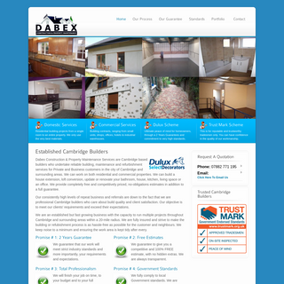 Cambridge Builders Services