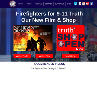 HOME - FF911 Truth