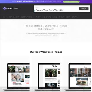 MOOZ Themes - Free WordPress Themes