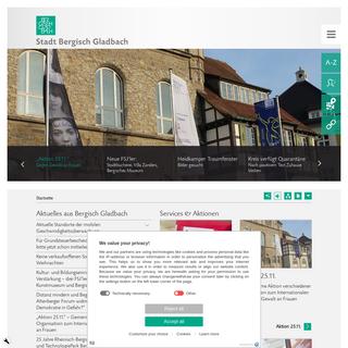 Startseite – Stadt Bergisch Gladbach