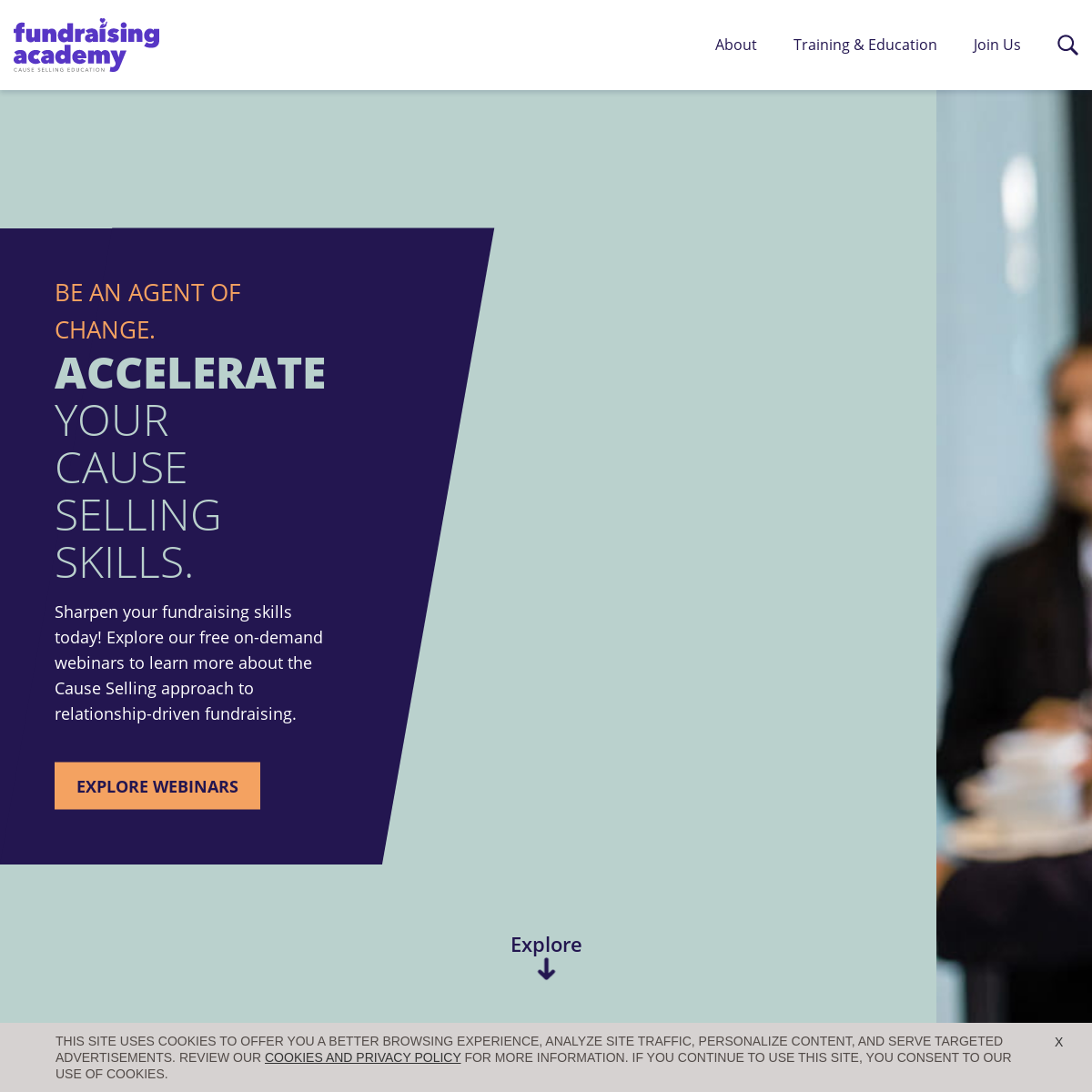 Home - Fundraising Academy