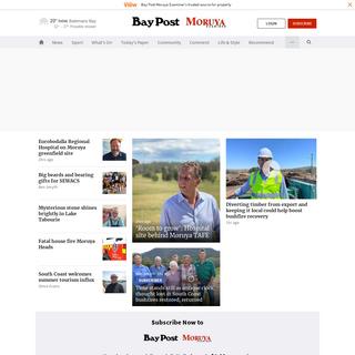 Batemans Bay news, sport and weather - Bay Post-Moruya Examiner - Batemans Bay, NSW