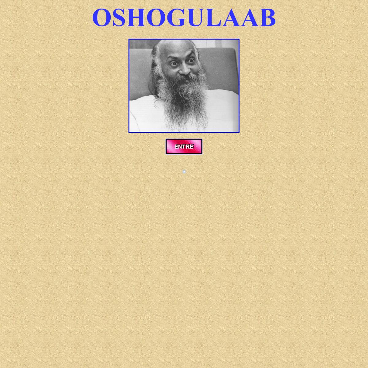 Osho y otros maestros espirituales en espa�ol- sus libros, sus meditaciones, sus m�sicas
