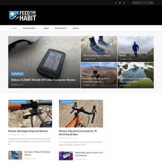 FeedTheHabit.com - Authentic Gear Reviews Since 1999