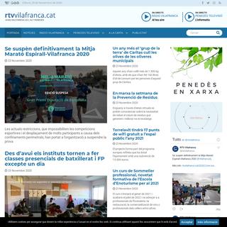 RTVVilafranca - Diari Multimèdia de l`Alt Penedès
