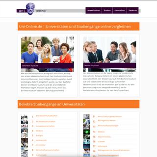Uni-Online.de - Wissenswertes zum Studieren