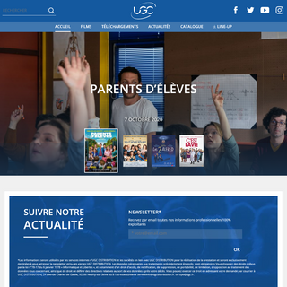 UGC Distribution - site officiel