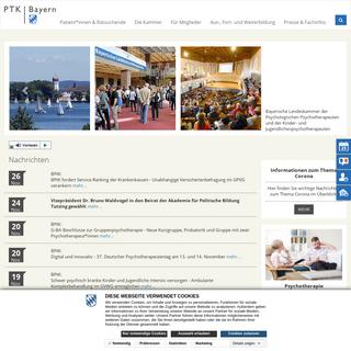 Startseite - PTK Bayern