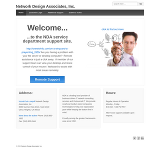 Network Design Associates, Inc.