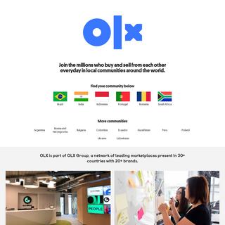 A complete backup of olx.com