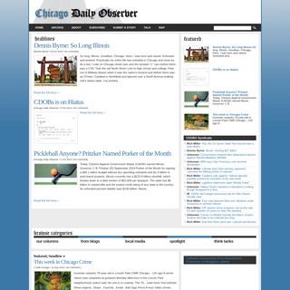Chicago Daily Observer