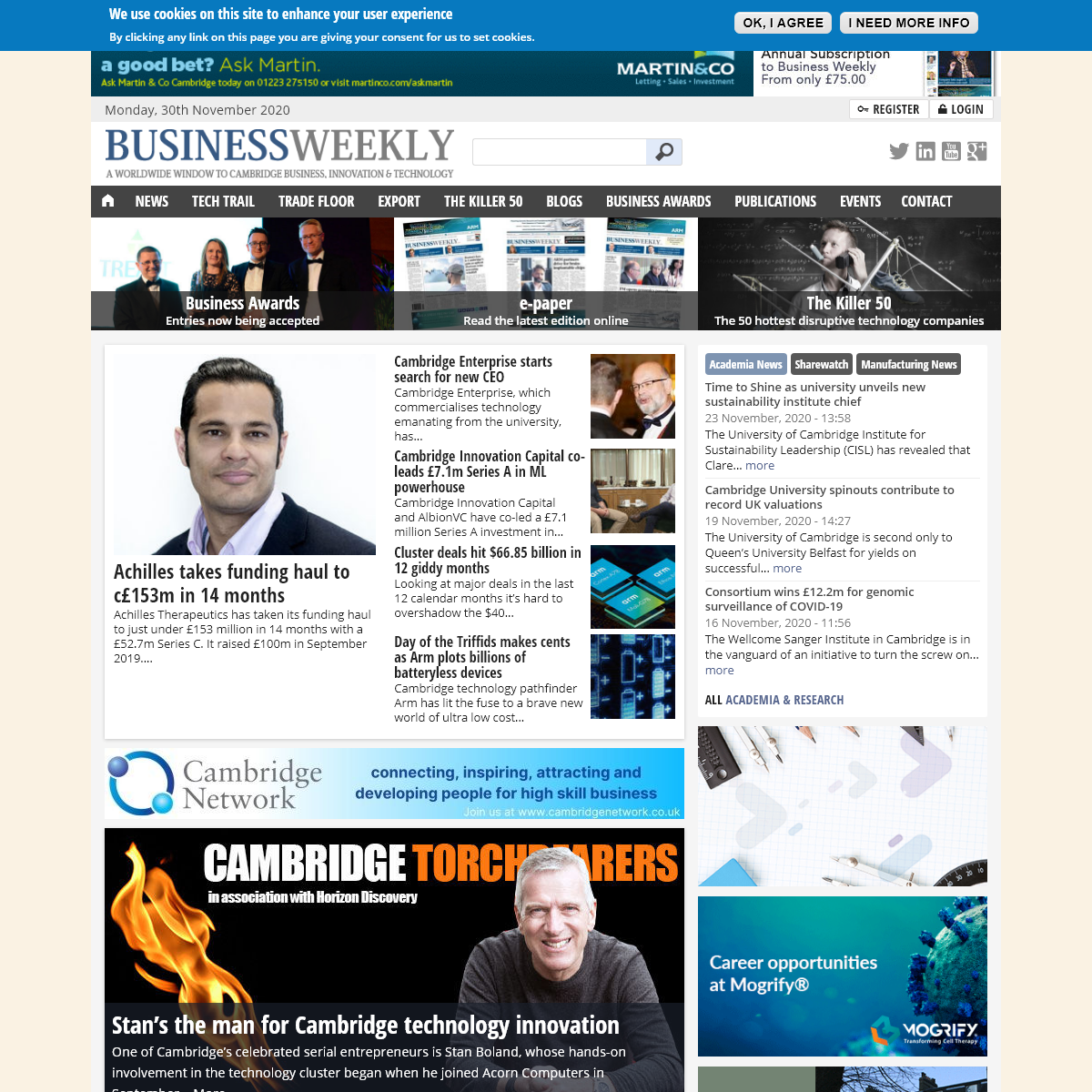 Business Weekly -