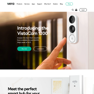 Shop Online for Home Automation - Vera Smart Controllers