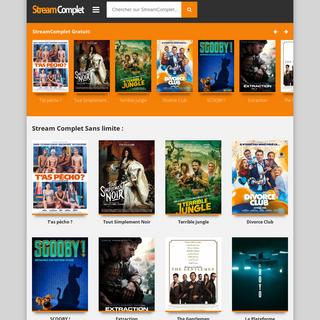 Stream Complet - Film Streaming Gratuit en Stream Complet