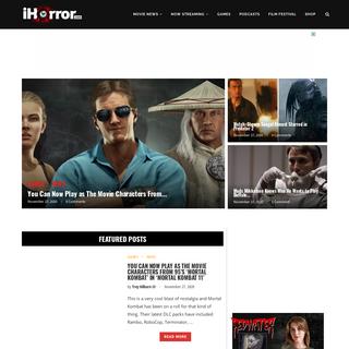 Best Horror Movies of 2020 - iHorror