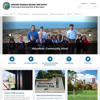 Monterey Peninsula Regional Park District