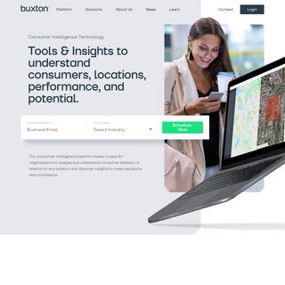 Buxton- Consumer Intelligence Technology