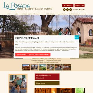 Home - La Posada Hotel