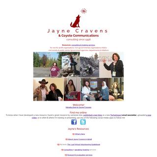 Jayne Cravens Coyote Broad