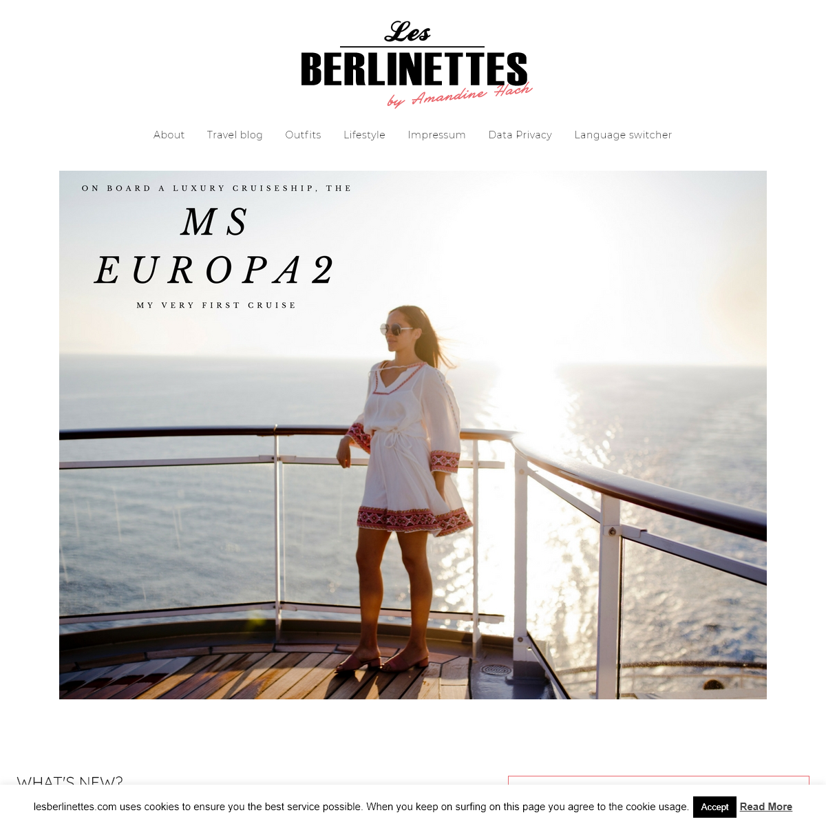 Les Berlinettes - Berlin lifestyle, fashion and travel blog