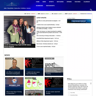 Portsmouth Daily Times - News, Obituaries, Sports, Classifieds and More