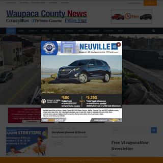 Waupaca County Post - Waupaca Area News