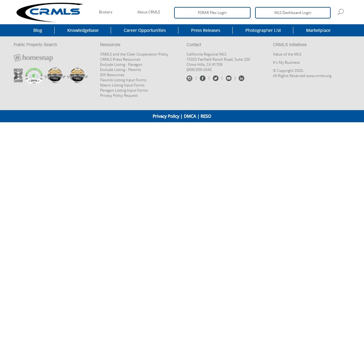 California Regional Multiple Listing Service