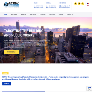 PETAW – PETAW Ltd, Global Engineering and Project Management Services Provider