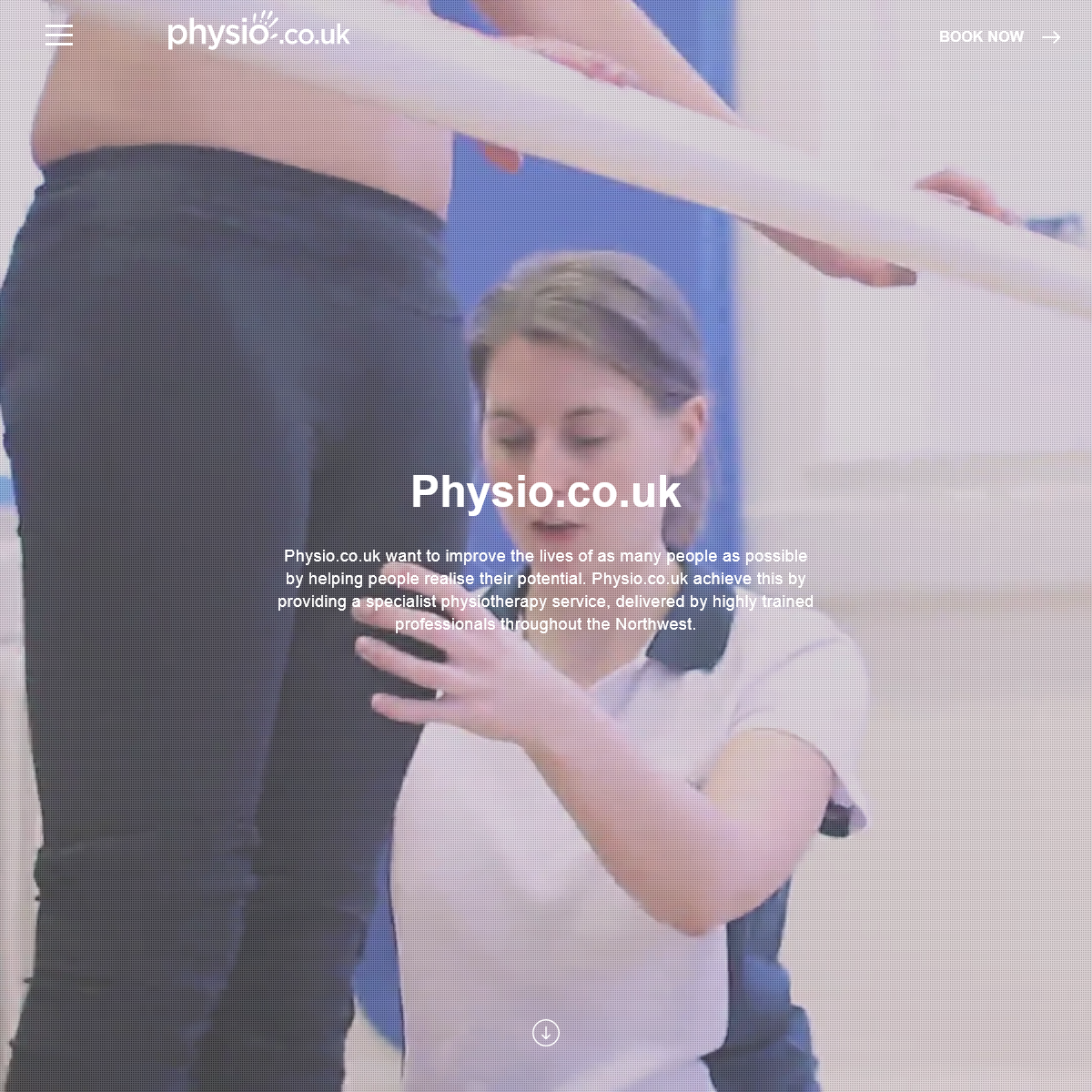 Physio.co.uk - Leading Physiotherapy provider in Manchester and Liverpool..