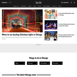 Time Out Chicago - Chicago Events, Activities & Things To Do