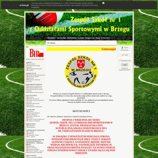 News - Zespół Szkół nr 1 z Oddziałami Sportowymi w Brzegu