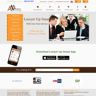 Get the Best Attorney for the Best Price with Attorney Auction