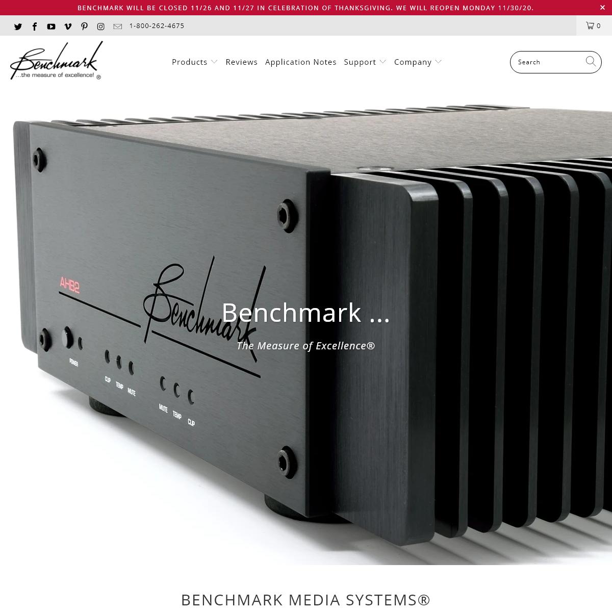 Benchmark Media Systems, Inc.