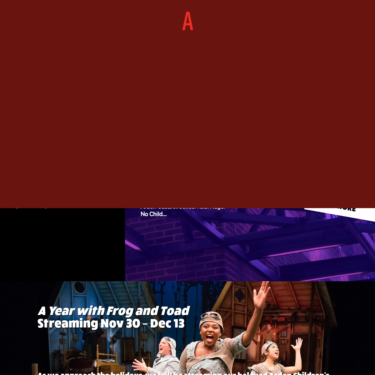 Home - Arden Theatre Company