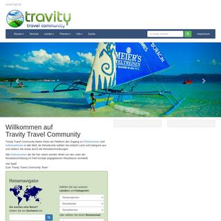 Willkommen auf Travity Travel Community - Travity Individualreisen Erlebnisreisen
