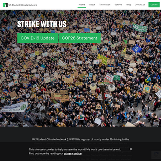 Join the Climate Strike