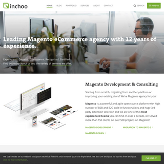 Leading Magento eCommerce Agency • Inchoo