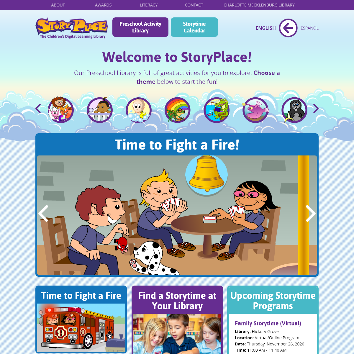 Welcome to StoryPlace! - StoryPlace