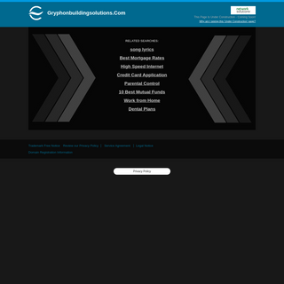 Gryphonbuildingsolutions.com