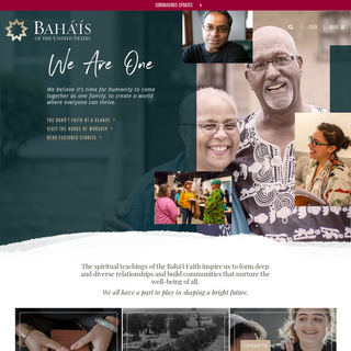 Baha`is of the United States