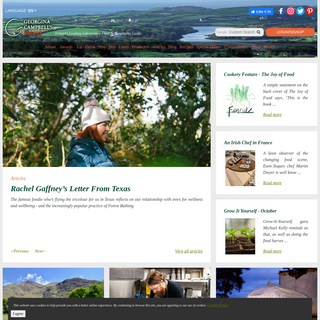 Ireland - Georgina Campbell Guide The leading independent guide