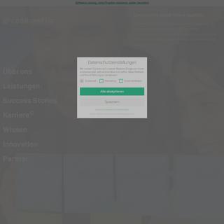 IT-Beratung, -Management & Dienstleister für agile Softwareentwicklung - codecentric