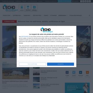 Echo Touristique- Tourisme - Actualité des professionnels du tourisme