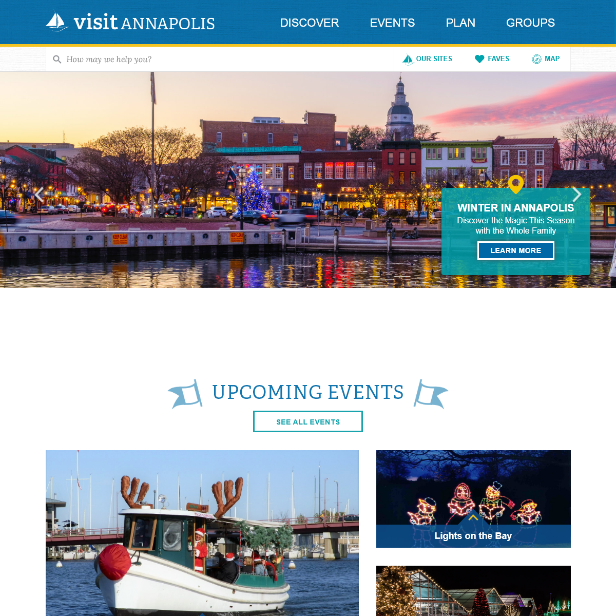 Visit Annapolis - Plan your trip to Annapolis & the Chesapeake Bay