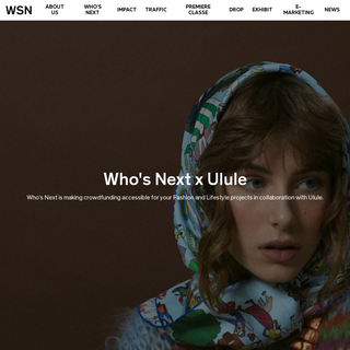 Who`s Next - The leading fashion trade show